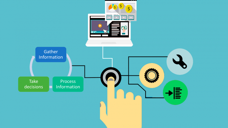 IT Systems & E-Learning #1: Decision support systems for business processes